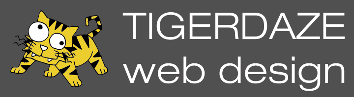 Tigerdaze web design